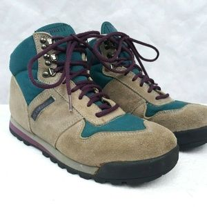 Merrell Vail Vintage Suede Colorblock Boots 8.5
